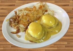 Eggs benetic